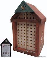 abris pour abeilles, abris pour abeilles solitaires